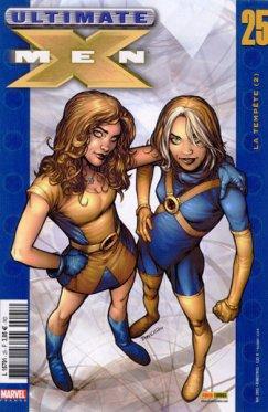 Ultimate X-Men # 25
