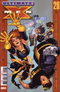Ultimate X-Men # 28