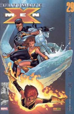 Ultimate X-Men # 29