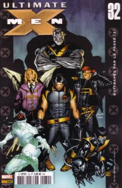 Ultimate X-Men # 32