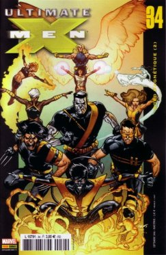 Ultimate X-Men # 34