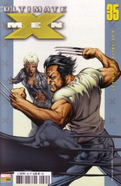 Ultimate X-Men # 35