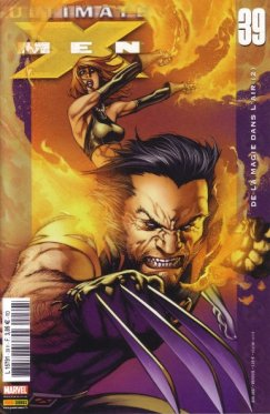 Ultimate X-Men # 39
