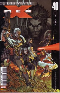 Ultimate X-Men # 40