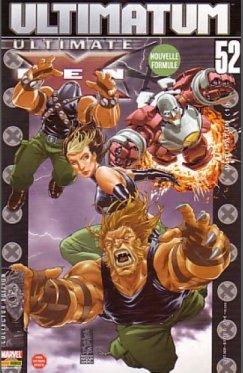 Ultimate X-Men # 52