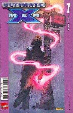 Ultimate X-Men # 07