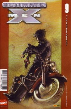 Ultimate X-Men # 09