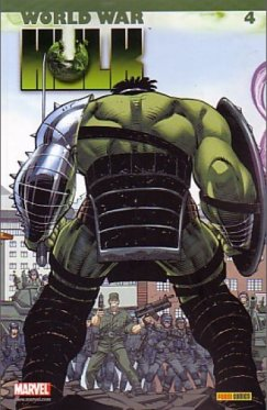 World War Hulk # 4 Variant