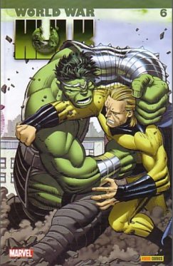 World War Hulk # 6 Variant