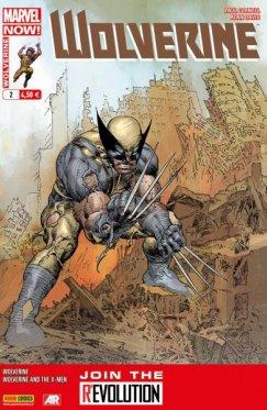 Wolverine vol 4 # 02