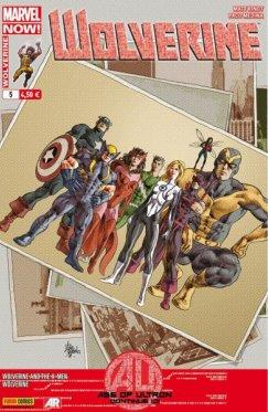 Wolverine vol 4 # 05