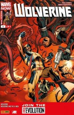 Wolverine vol 4 # 07