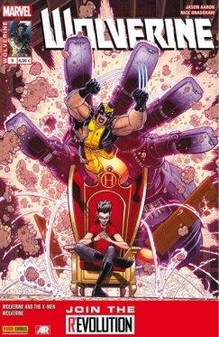 Wolverine vol 4 # 09