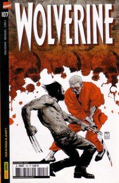 Wolverine # 107