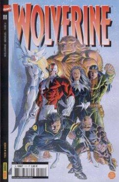 Wolverine # 111