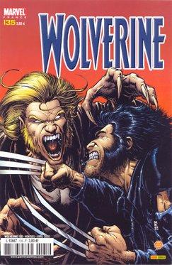 Wolverine # 135
