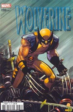 Wolverine # 136
