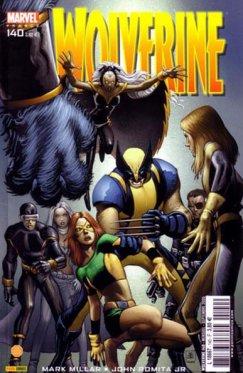 Wolverine # 140