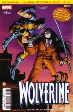 Wolverine # 145
