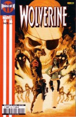 Wolverine # 149