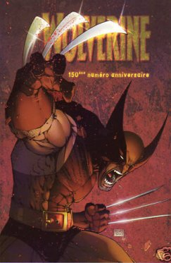 Wolverine # 150 Variant