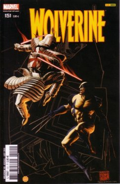 Wolverine # 151