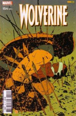 Wolverine # 154