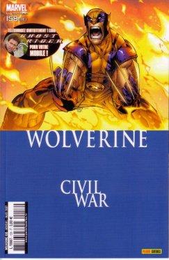 Wolverine # 158