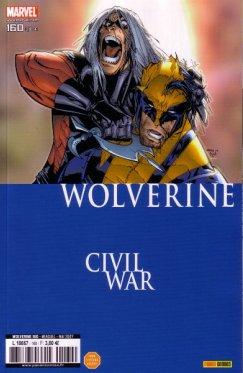 Wolverine # 160