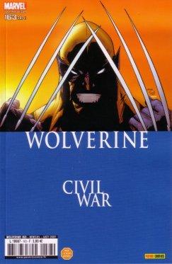 Wolverine # 163