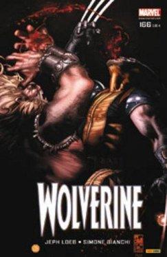 Wolverine # 166