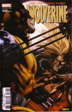 Wolverine # 168