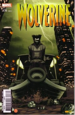 Wolverine # 171