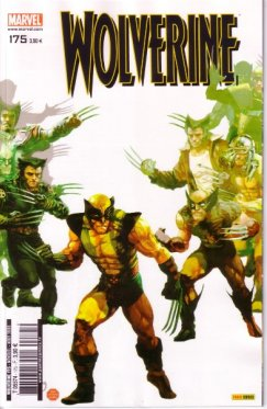 Wolverine # 175