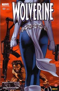Wolverine # 181