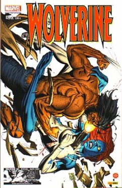 Wolverine # 182