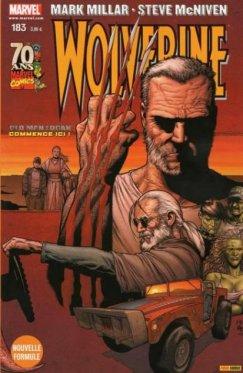 Wolverine # 183
