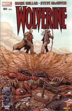 Wolverine # 184