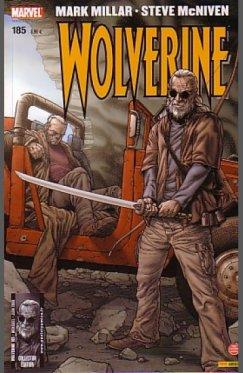 Wolverine # 185