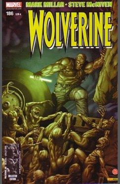 Wolverine # 186