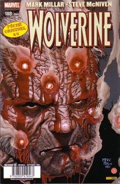 Wolverine # 188