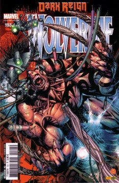 Wolverine # 193