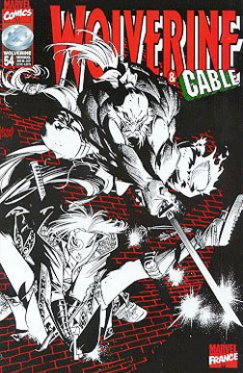 Wolverine # 054