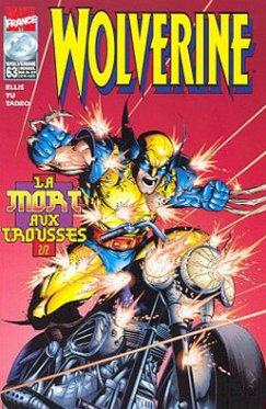 Wolverine # 063