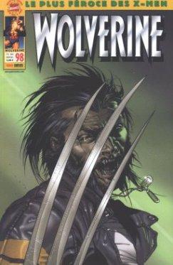 Wolverine # 098