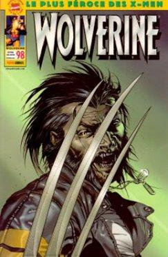 Wolverine # 098 Variant