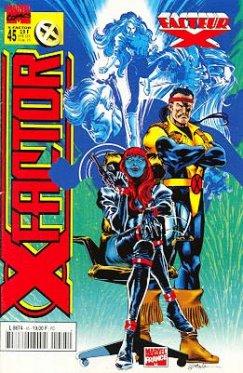 X-Facteur # 045