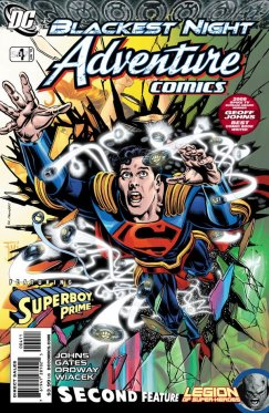 Adventure Comics vol 2 # 4