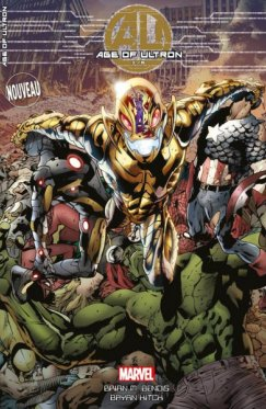 Age of Ultron # 1