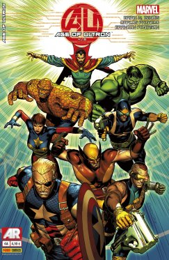 Age of Ultron # 4